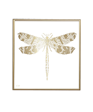 GOLD DRAGONFLY_SQ